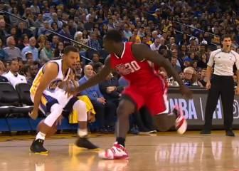 Curry ha vuelto: ¡Tremendo baile en la cara de los Clippers!