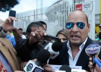 Intentan detener a Valencia en la concentración de Ecuador
