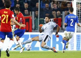 'Buffonada': regaló el gol en el fallo más colosal de su carrera