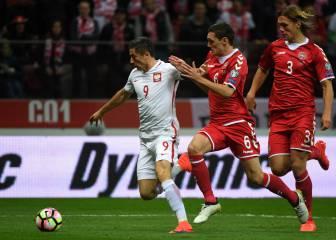 Lewandowski enganchado a la adicción más sana: el hat-trick