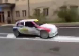 2 muertos en un accidente de Rally en San Marino