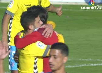 El Mirandés reacciona y evita una nueva victoria del Lugo