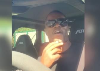 Patrice Evra y su loca manera de comenzar la semana