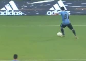 Luis Suárez hace historia con Uruguay: ¡Definición de crack!