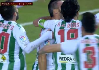Juli y Piovaccari mandan al Cádiz a la lona en la Copa