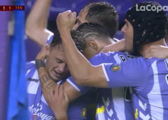 Resumen y goles del Valladolid - Tenerife