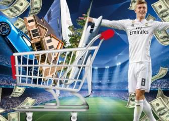 Kroos, te sobra el dinero: todo esto puedes comprar con 10M
