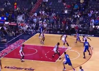 Resumen del Wizards - Sixers de pretemporada NBA