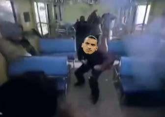 La parodia definitiva: Ibrahimovic rescata a Mou