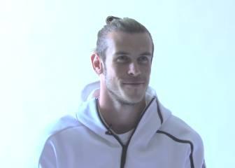 Bale desvela quién es el que mejor entrena en el Madrid