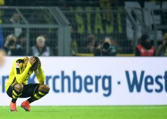 El Hertha enseña sus credenciales en Dortmund