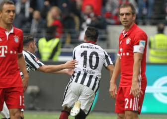 Revive el gol que Marco Fabián le anotó al Bayern Múnich