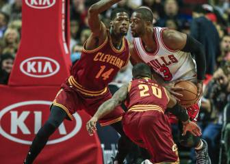 Resumen del Cavaliers - Bulls de pretemporada NBA