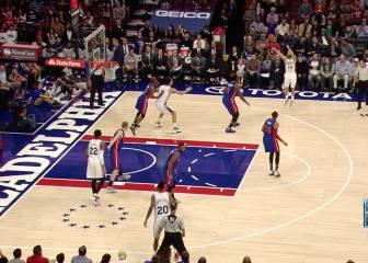 El 'Chachismo' no decae en la NBA: asistencia y triple 'deluxe'