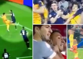 Las agresiones más bestias del reincidente Luis Suárez