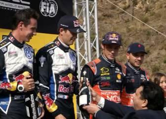 Ogier se proclama campeón del mundo en Cataluña
