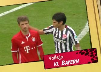 Atento el Madrid: el partidazo de Vallejo ante el Bayern