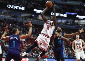 Resumen de la derrota de los Bulls frente a los Hornets