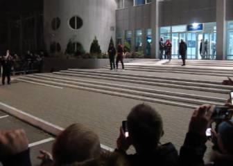 Esto provoca Torres en Rusia... Es un ídolo de masas
