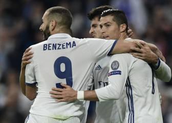 El Madrid se da otro atracón ante un Legia sin cemento