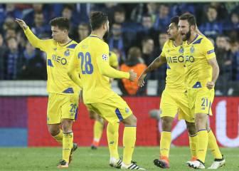 Layún y André Silva le dan esperanzas al Oporto