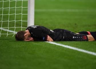 Empate sin goles entre el Leverkusen y Tottenham