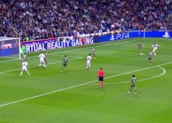 Cuando le dejas el lado bueno a Bale pasa esto: obra de arte