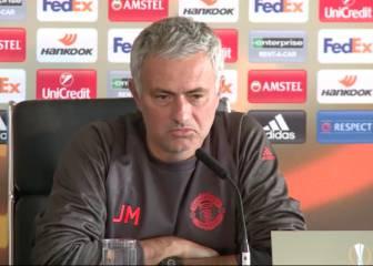 Mourinho manda un recado importante a sus jugadores