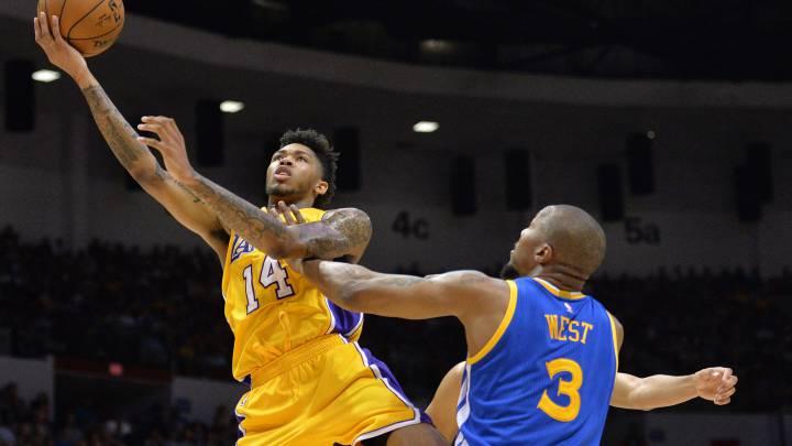 El partidazo del rookie Ingram ante los Warriors de Curry