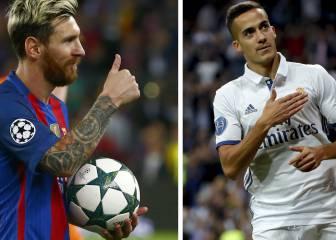 La volea de Lucas o el latigazo de Messi: ¿con cuál te quedas?