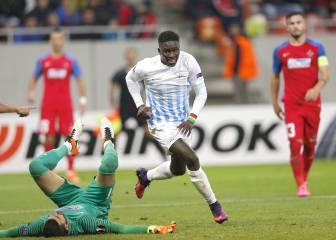 Resumen y goles del Steaua Bucarest-Zúrich