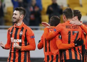 Resumen y goles del Shakhtar-Gent de Europa League