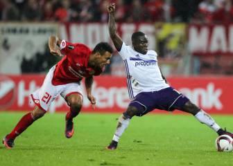 Resumen y goles del Mainz-Anderlecht de Europa League