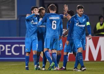 Resumen y goles del Dundalk-Zenit de la Europa League