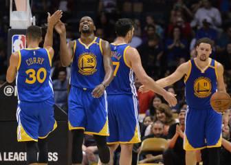 Análisis de los Golden State Warriors de Durant y Curry