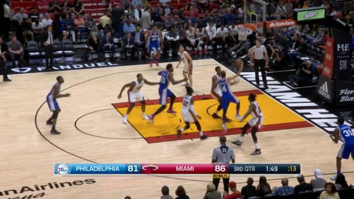 La conexión Sergio-Embiid ya brilla en el top NBA