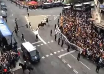 Afición del Valencia: