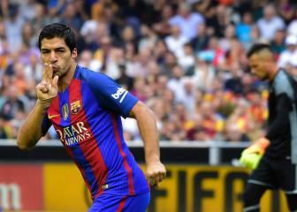 El Barça se lleva la victoria en Mestalla en el último segundo