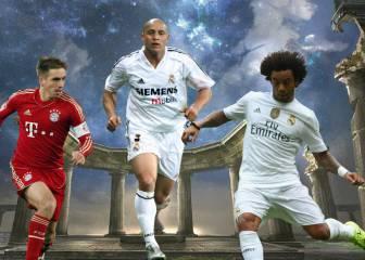 El olimpo de laterales con más gol: de Roberto Carlos a Lahm
