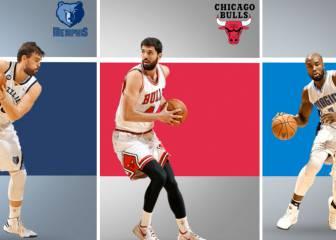 Lo mejor de la pretemporada NBA de los españoles
