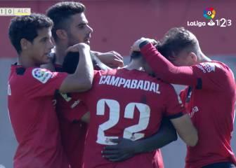 Junior alegra al Mallorca en un ajustado triunfo