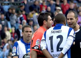 Lío de Álvarez Izquierdo: ¿qué pasó con la roja a Sidnei?