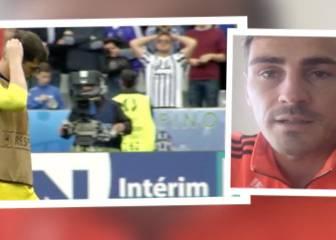 Casillas habla: