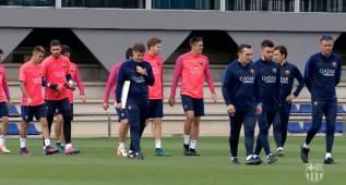 El Barça prepara la Supercopa de Cataluña sin la MSN