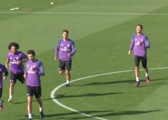 El vacile de Marcelo y Cristiano a Lucas Silva: ¡Cómo corre!