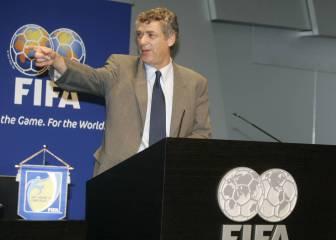 La FIFA sanciona a la Federación Española de Fútbol
