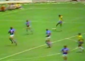 Carlos Alberto's iconic 1970 World Cup final goal