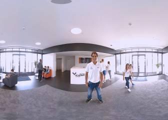 La Rafa Nadal Academy desde dentro: él mismo te la muestra