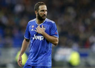 Allegri delight with Higuain start