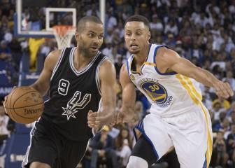 Los Spurs humillan en el debut a los todopoderosos Warriors